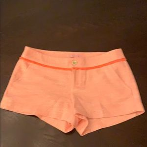 Lily Pulitzer Orange shorts